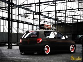 VW Rat Polo by GoodieDesign