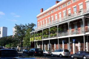 Decatur at Jackson Square by cynstock