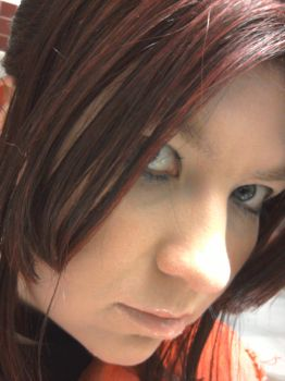 Claire Redfield cosplay by PoeticSociety