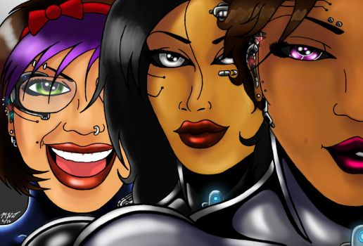 Femme Fatales '16 by Mr-Marcus-81