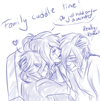 #2 - Family time! by xxmiraine