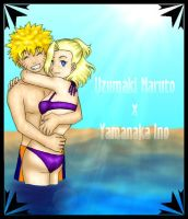 :Together Blonde - NaruIno: by SuperBuusMistress