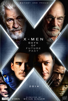 X-Men: Days Of Future Past - Fan Poster 2 by SuperDude001