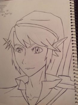 Link by Shariot20