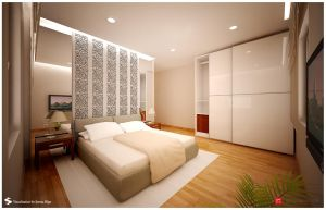 B.T-Master Bedroom by Semsa