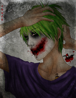 Why so serious? by Chii-Kawaii-Chan