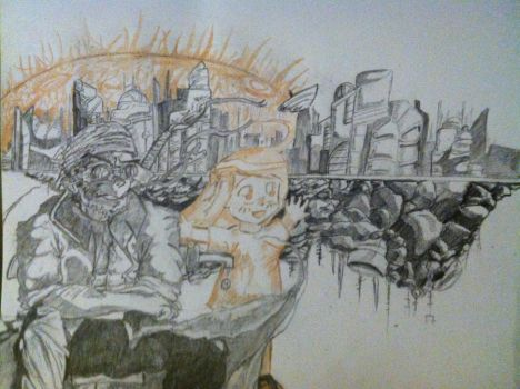 rough sketch 1 by sample96