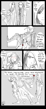 The New Spymaster by AlexielApril