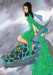 Dragon Rider by Cyrkael
