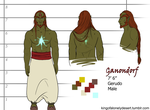 Ganondorf :: Reference by PrehistoricPlague