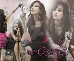Demi Lovato Wallpaper 01 by Silliest-Sarah