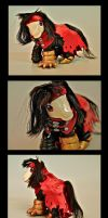 My Little Vincent Valentine by EatToast
