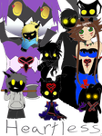 Heartless Contest Group by lockheart9