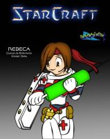 Starcraft Rebeca by XHEATX