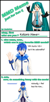 Simple MMD meme fun by kokorohane