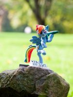 :Commission: In 10 Seconds flat 2 by dustysculptures