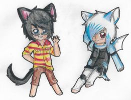 Jeff and Static :3 by K0MPY