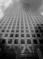One Canada Square by AndrewToPhotography
