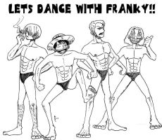 DO THE FRANKY DANCE by e1n