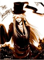 Mr.Undertaker 8D by Kurohime-29