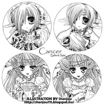 Original Work 05-06 Cancer by Shenjou