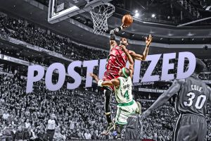 LeBron James Over Jason Terry by lisong24kobe