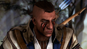 Connor Kenway MOHAWK by milance941