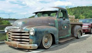 Chevy Pickup by Haubakk