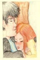 Harry loves Ginny by Eveliien