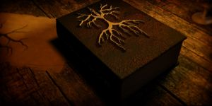 The Old Book Eldritch by Abasyyx