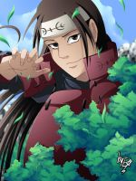 Hashirama Senju of the Forest by Chillovery