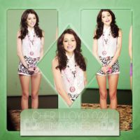 Photopack 1068: Cher Lloyd by PerfectPhotopacksHQ