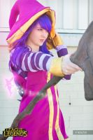 Lulu: League of Legends - Anime North 2013 by X110291
