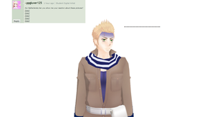 Ask-MMD-Netherlands: Question 33 by Ask-MMD-Netherlands
