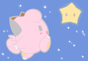 Special Trade - Clefairy by drill-tail
