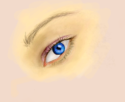 Eye by GloryRaine
