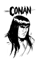 3 Minute Conan by PickledGenius