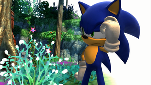 Sonic Generations (9) by Hinata70756
