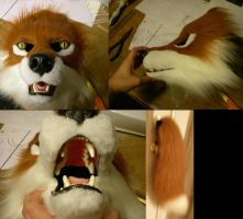 Premade Fox WIP by xiamara13