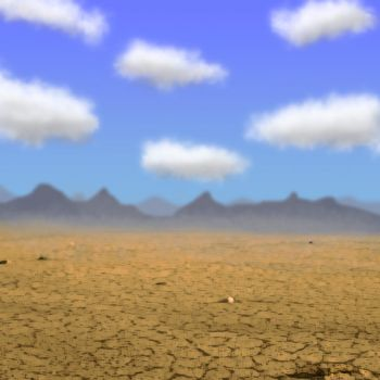 avatar desert background by Arnaz87