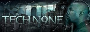 Tech N9ne Banner by MAGICARTWERX