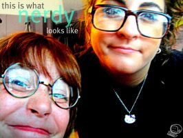 this is what nerdy looks like. by handmadebyhannah