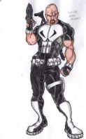 Marvel Revolt: The Punisher by FrischDVH