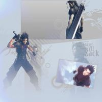 Zack FFVII FREE Youtube BG by demeters