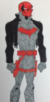 Red Hood V5 Redesign by Trmartin0919