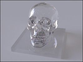 Crystal Skull by peterbru