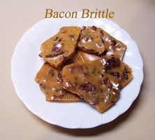 Maple Bacon Brittle - your new favorite candy by TheCopperDragon2004