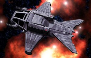 Minnow Shuttle 04 by MADMANMIKE