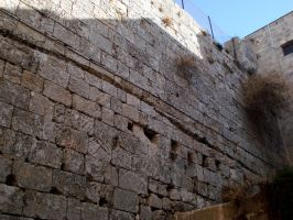 The less known  Western Wall 3 by Balauru