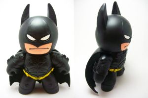 Batman Mighty Mugg by xf4LL3n